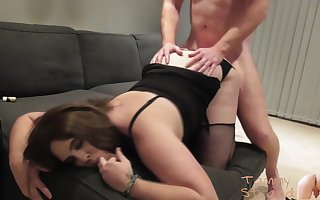 Sissy taking daddys cock - teaser