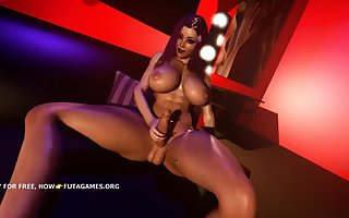 futa point of view videogame's letsplay clip(2)