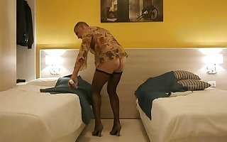 Vispa Gattina 6 - I feel pretty when I wear women's stockings and heels